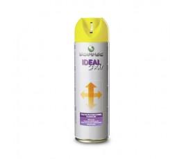 farba ideal w aerozolu biała 500ml tpi
