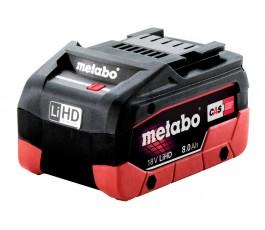 metabo akumulator lihd 18v 8ah 625369000