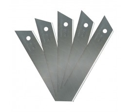 stanley zestaw 5 ostrzy wymiennych fatmax 25mm 117250