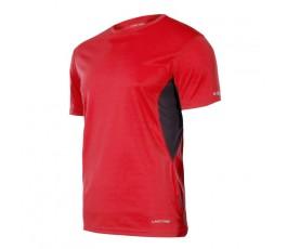 """lahtipro koszulka funkcyjna czerwono-szara rozmiar """"xl"""" l4021604"""
