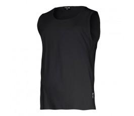 """lahtipro koszulka bez rękawów 160g/m2 czarna rozmiar """"xxxl"""" l4022006"""