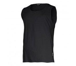 """lahtipro koszulka bez rękawów 160g/m2 czarna rozmiar """"s"""" l4022001"""