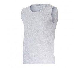 """lahtipro koszulka bez rękawów 160g/m2 szara rozmiar """"xxxl"""" l4022206"""