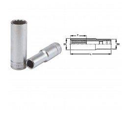 """teng tools nasadka 6-kątna 17mm z chwytem 3/8"""" 35860501"""