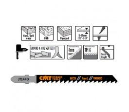 cmt brzeszczot 75x100mm rozstaw zębów 4 jt144d-100