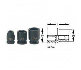 teng tools nasadka maszynowa 6-kątna 12mm 101780096
