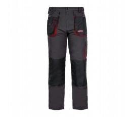 """lahtipro spodnie robocze rozmiar """"2l"""" (54) szaro-czarne lpsr0154"""