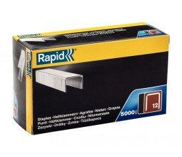 rapid zestaw 5000 zszywek 12/12mm 40100520