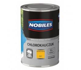 nobiles emalia chlorokauczukowa żółta 1l do betonu i metalu u030702a010