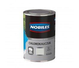 nobiles emalia chlorokauczukowa szara jasna 1l do betonu i metalu u030809a010