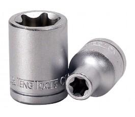 """teng tools nasadka tx z chwytem 1/2"""" e10 112070107"""