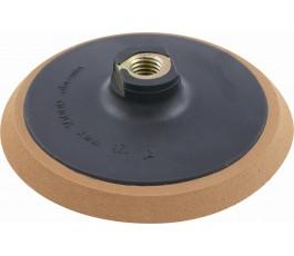 proline dysk gumowy pogrubiany 125mm gwint m14 z rzepem 27038