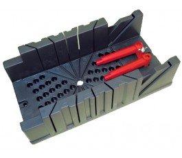 profix skrzynka uciosowa plastikowa jumbo 325x120mm + mimośrody 23306