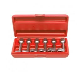 proline zestaw 6 kluczy oczkowo-otwartych 12-19mm 46842