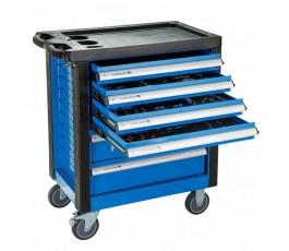 hogert szafka z narzędziami 171 elementów ht7g052