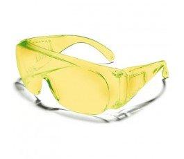 zekler okulary ochronne 33 żółte 380600346