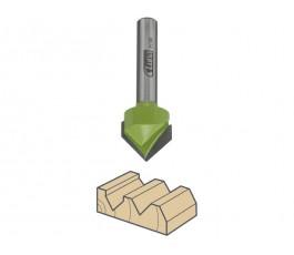 luna frez do drewna stożkowy 19mm 210140307