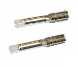 fanar komplet 4 gwintowników ręcznych din-352/2 m12 iso2(6h) hss a1-220001-0120