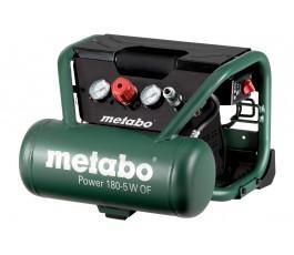 metabo sprężarka tłokowa power 180-5 w of z kompresorem bezolejowym 601531000