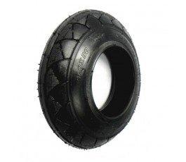 zabi opona gumowa 200mm czarna do kół pneumatycznych o200k