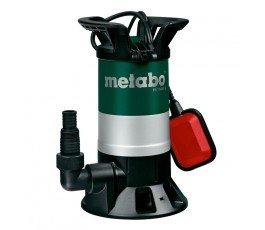 metabo pompa zanurzeniowa ps 15000 s do wody brudnej 0251500000