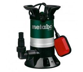 metabo pompa zanurzeniiowa ps 7500 s do wody brudnej 0250750000