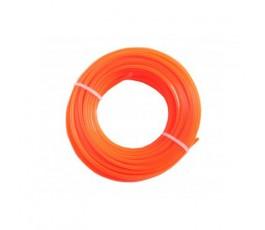 proline żyłka tnąca (szpula) kwadratowa 3mmx56m  pomarańczowa 98226