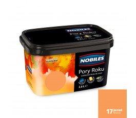 """nobiles farba """"pory roku"""" 2.5l jesień dyniowa"""