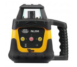 nivel system niwelator laserowy z wiązką czerwoną nl200