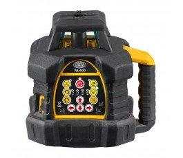 nivel system niwelator laserowy z wiązką czerwonaą z czujnikiem cyfrowym nl400