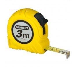 stanley miara budowlana 3m/13mm w obudowie plastikowej 304871