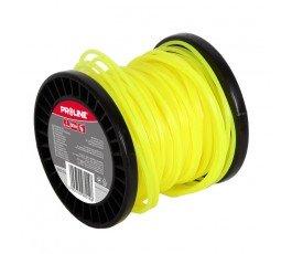 proline żyłka tnąca (szpula) okrągła 3mmx56m żółta 98216