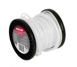 proline żyłka tnąca (szpula) kwadratowa 2.4mmx90m biała 98254