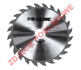 proline piła tarczowa do drewna 400mm otwór 30mm 40 zębów 84404