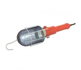 profix lampa warsztatowa przenośna 60w 230v z obudową metalową ez60wm