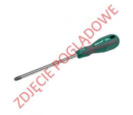 """proline wkrętak krzyżowy """"soft-touch"""" pz2x100mm cr-v-mo 10176"""
