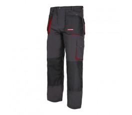 """lahtipro spodnie robocze rozmiar """"s"""" 48 szaro-czarne lpsr0148"""