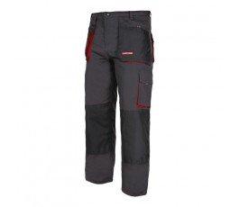 """lahtipro spodnie robocze rozmiar """"m"""" 50 szaro-czarne lpsr0150"""