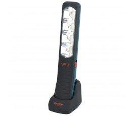 mareld akumulatorowa lampa ręczna silvery 4w 250re 250lm 690000559