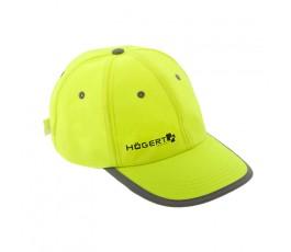 hogert żółta czapka z daszkiem rozmiar uniwersalny (57-61cm) ht5k187