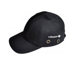 hogert czarna czapka typu kask rozmiar uniwersalny (57-61cm) ht5k188