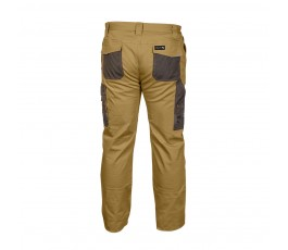 hogert spodnie robocze md beżowe ht5k276-md