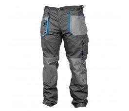 hogert spodnie robocze m popielato-szare ht5k274-m