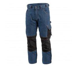 hogert spodnie jeans ems m niebieskie ht5k355-m