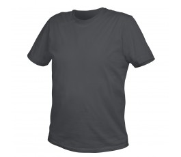 hogert t-shirt bawełniany xl grafitowy ht5k410-xl