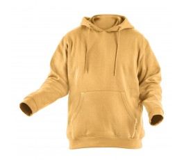 hogert bluza bawełniana niers l żółta ht5k381-l