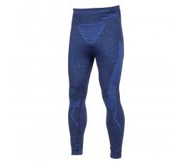 hogert bezszwowe spodnie termiczne sieg m-l niebieskie ht5k391-m-l