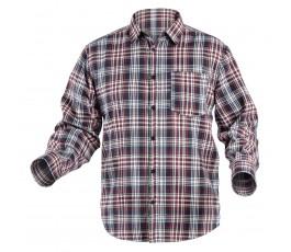 hogert koszula iller l w kratkę ht5k386-l