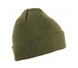 hogert czapka dzianinowa enz zielona ht5k472