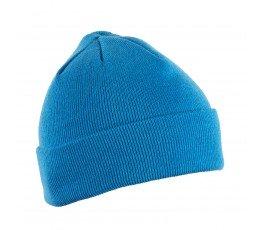 hogert czapka dzianinowa enz niebieska ht5k471